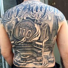 90 black ink tattoo designs for men