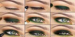 makeup for diffe eye shapes cat eye