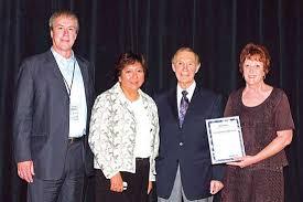 Cliff Castle Casino receives Romero Award | Navajo-Hopi Observer ...