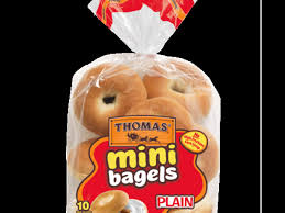 mini bagels nutrition facts eat this much