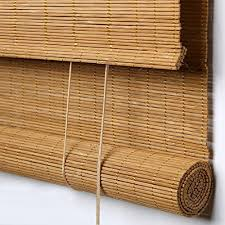 bamboo outdoor roller blinds