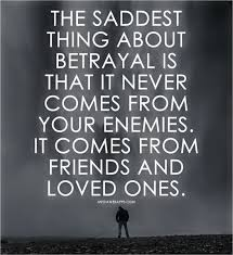 quotes about friendship betrayal quotesgram