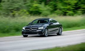the 2019 mercedes benz c300 coupe is
