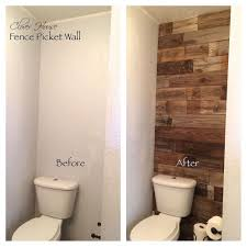 How To Make A Fence Picket Wall Diy Fence Pickets Bathrooms Remodel Old Fence Boards