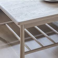 hudson living wycombe oak coffee table