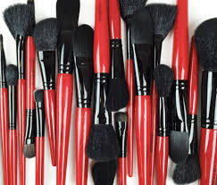 today only smashbox makeup brushes as