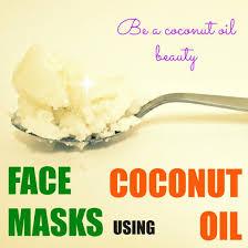 top three coconut oil face mask recipes