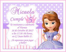 Baby Nina Fiestas Mesa Dulce Tematica Princesa Sofia Para El 5to