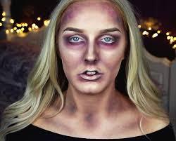 makeup tutorial zombie easy saubhaya