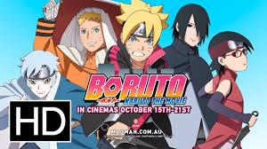 Boruto: Naruto The Movie - Official Full Trailer - YouTube