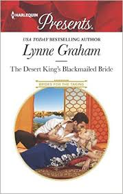 REVIEW: The Desert King's Blackmailed Bride by Lynne Graham | Harlequin  Junkie | Blogging about Books | Addicted to HEA :)
