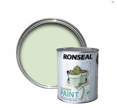 Ronseal Garden Paint Clock S Home And Garden
