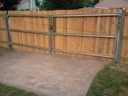 Steelwood Privacy Owasso Fence Company Tulsa Fencing Contractor Fence Installation
