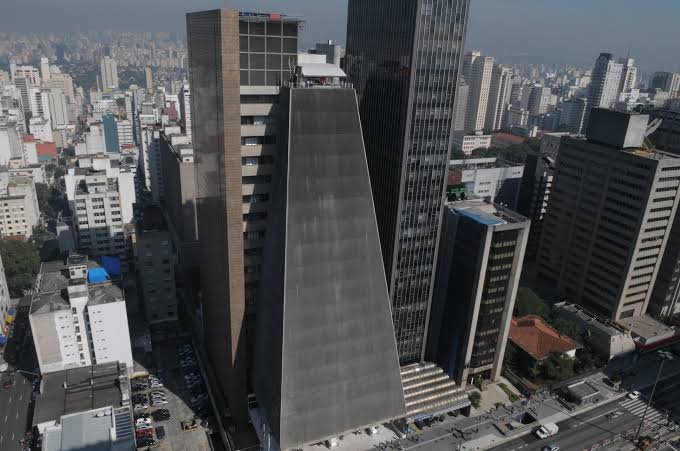 """Resultado de imagem para PREDIO FIESP"""""""