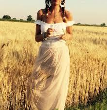 Che ne sai tu di un campo di grano: boho chic style - Glitter ...