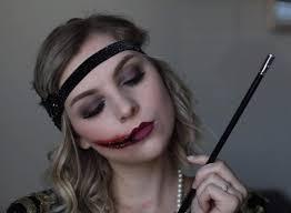 flapper makeup archives blonde