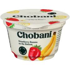 chobani greek low fat yogurt