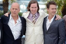 Pictures & Photos of Wes Anderson | Wes anderson, Bruce willis, Actors