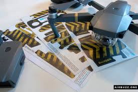Upgrading My Good Old Dji Mavic Pro With Drone Skins Airbuzz One Drone Blog