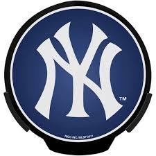 Mlb Power Decal New York Yankees Walmart Com Walmart Com