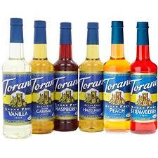 torani sugar free syrup variety pack