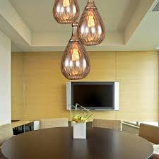 teardrop pendant lighting 1 bulb