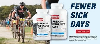 hammer nutrition fuels supplements