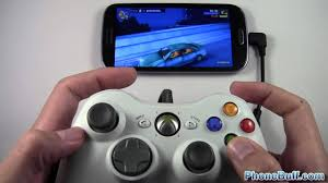 Playing Games On Android With An Xbox 360 Controller - YouTube