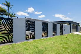 Carport And Matching Fence Scally Projects Patios Gold Coast Carports And Decks