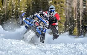 snow snowmobile polaris snowmobile