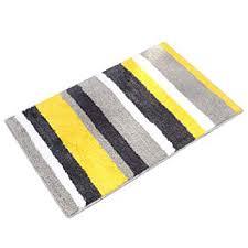 soft non slip microfiber bathroom rug