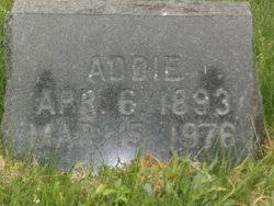 """Adelaide Florence """"Addie"""" Harrison McLarty (1893-1976) - Find A Grave  Memorial"""