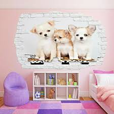 Cute Lambs Spring Wall Art Stickers Mural Decal Kids Room Home Farm Decor Ez16
