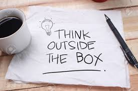 think outside the box business motivational inspirational quotes