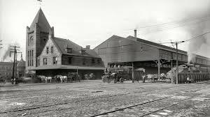 york central railroad depot syracuse ny