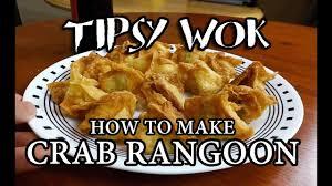 Crab Rangoon - Drunk Cooking Lesson ...
