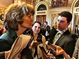 Disturbed': Murkowski says she didn't mean quite what you thought she meant