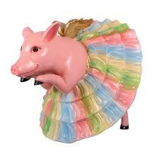 pavlova pig ballerina grande animal