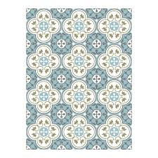 Floor Tile Decals Stickers Vinyl Decals Vinyl Floor Self Adhesive Tile Stickers Decorative Tile Flooring Removable Stickers No 178 Vanill Co