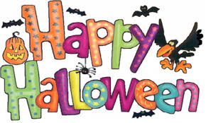 Image result for clip art happy halloween""