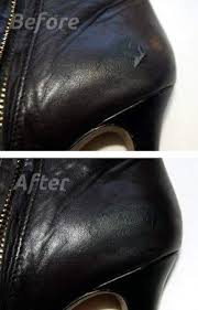 chaussures en cuir ou en simili cuir