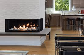 lx2 3 sided and corner gas fireplaces