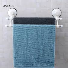 asfull suction towel holder plastic