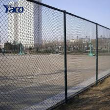 Safety Decorative 6 Ft 50mm Aperture 4mm Wire Diameter Basketball Court Chain Link Fence Buy Cyclone Fence Cheap Chain Link Fencing Basketball Court Chain Link Fence Product On Alibaba Com
