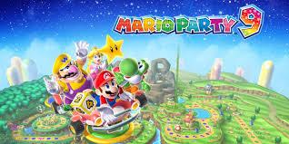 mario party 9 wii games nintendo