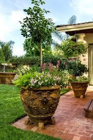 italian garden landscape mediterranean