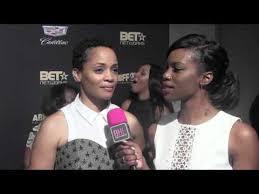 Latarsha Rose @ The American Black Film Festival Awards - YouTube