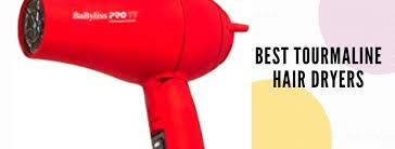 top 11 best tourmaline hair dryers of 2020