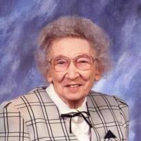 Tribute for Mrs. Polly Edwards Driggers