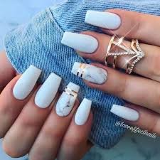 45 stunning fall acrylic nail designs